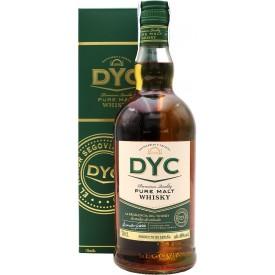 Whisky Dyc Pure Malt 40% 70cl