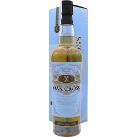 Whisky Oak Cross Compass...
