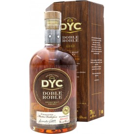 Whisky Dyc Doble Roble 40%...