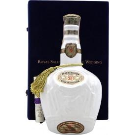 Whisky Royal Salute 25 Años...