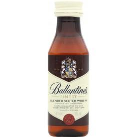 Whisky Ballantine's 40% 5cl