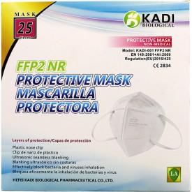 Mascarilla Protectora FFP2...