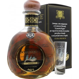 Tequila Somonque Añejo...