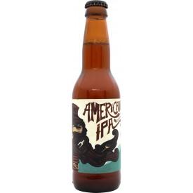 Cerveza American Ipa 6% 33cl