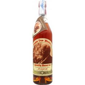 Whiskey Pappy Van Winkle's...