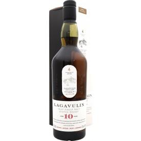 Whisky Lagavulin 10 Años...