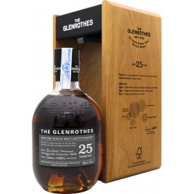 Whisky Glenrothes 25 Años...