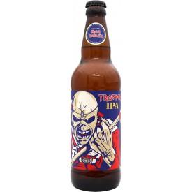 Cerveza Trooper IPA 4,3% 50cl