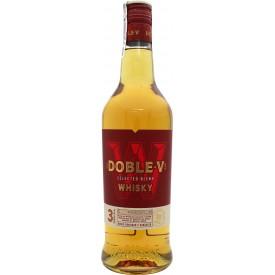 Whisky Doble V 40% 70cl